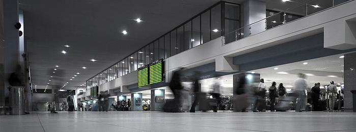 Live flight arrivals at Rhodes Airport