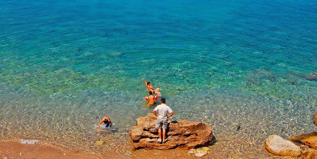 Le spiagge di Rodi