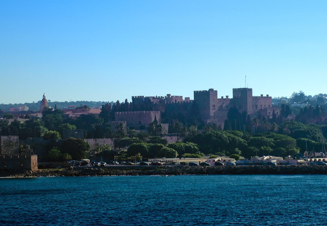 La città Medievale di Rodi
