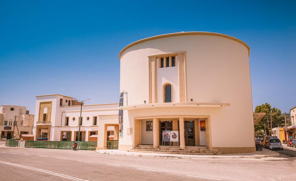 Leros - Architettura fascista