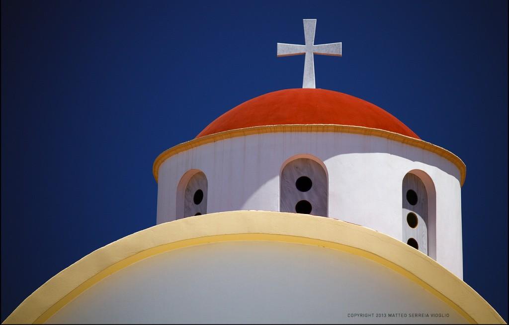 Rhodos Church in Afandou