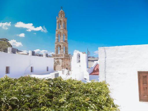 Church of Panagia Lindos