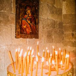 Filerimos Holy Virgin Mary icon