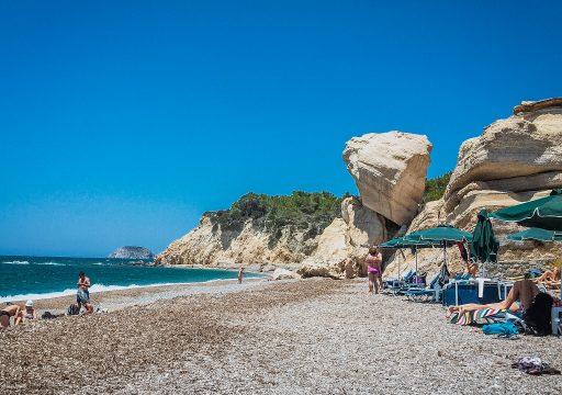 Fourni Beach Rhodos