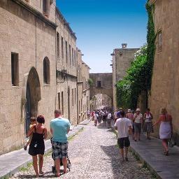 Rhodos Medieval Town