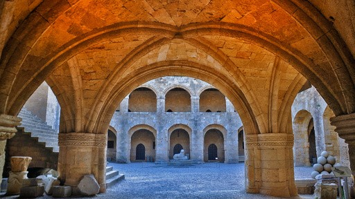 Rhodos Archeological Museum